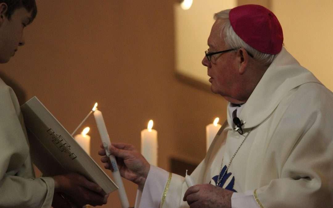 Bishop Peter to retire