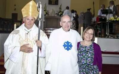 Diaconate Ordination of Gerard Felix