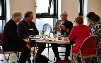 Pastoral Area Chairs Meet To Discuss Synodality