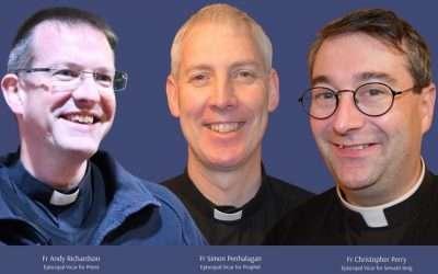 Bishop Appoints Episcopal Vicars