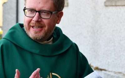Bishop David Appoints New Priest Secretary