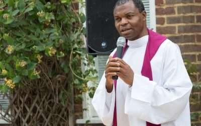 Celebrating 12 years of priesthood