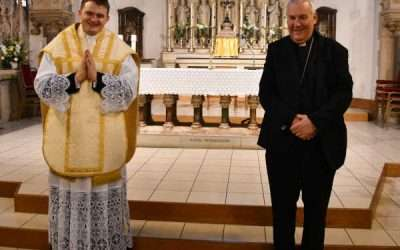 Ordination to the Priesthood of Daniel Rooke