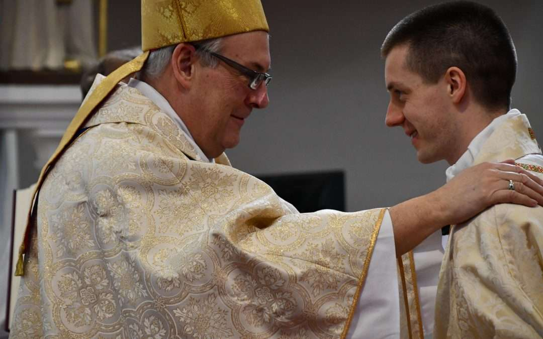 Ordination of Andrew Coy