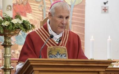 Bishop Calls For Authentic, Spirit Filled Joy