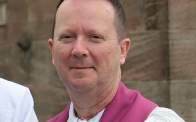 Bishop David Appoints New Vicar General