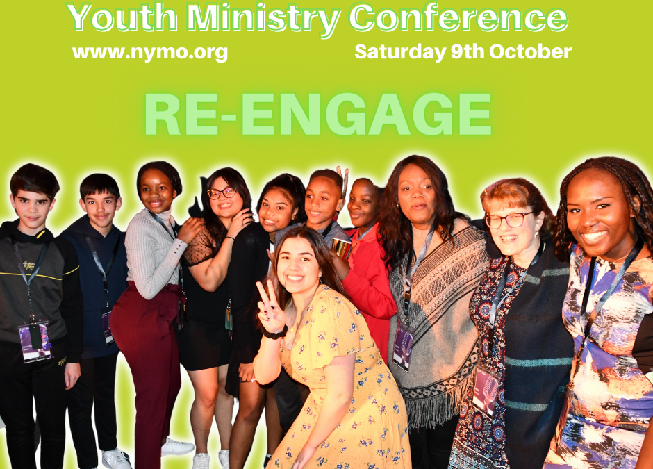 NYMO Announce Youth Ministry Conference