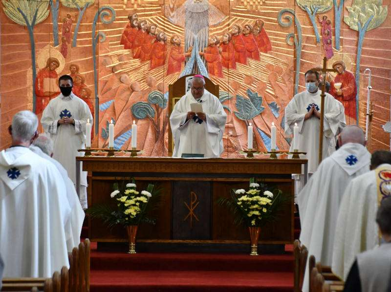 Mass for our Diocesan Jubilarians